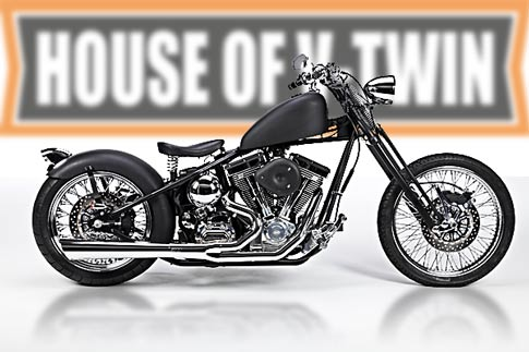 House of V-Twin Presse